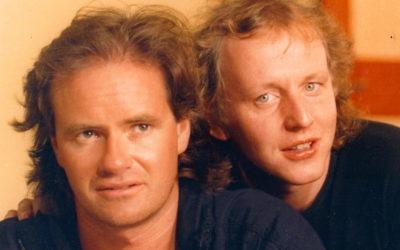 Rick e Clive i noti volti della storica 'Videomusic' protagonisti della prima serata di 'Lucca Underground Festival'