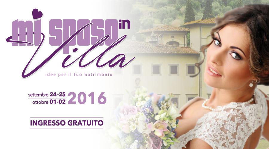 Mi sposo in Villa 2016