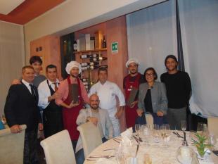 E' Simone Carmassi il terzo finalista del concorso gastronomico 'Il piatto forte'. Sabato 29 ottobre la finale a Palazzo Boccella