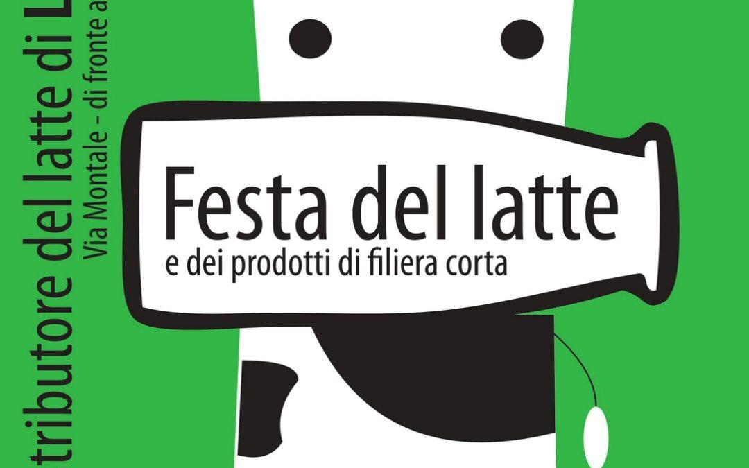 Sabato 26 novembre Festa del latte e dei prodotti di filiera corta al distributore del latte di Lammari