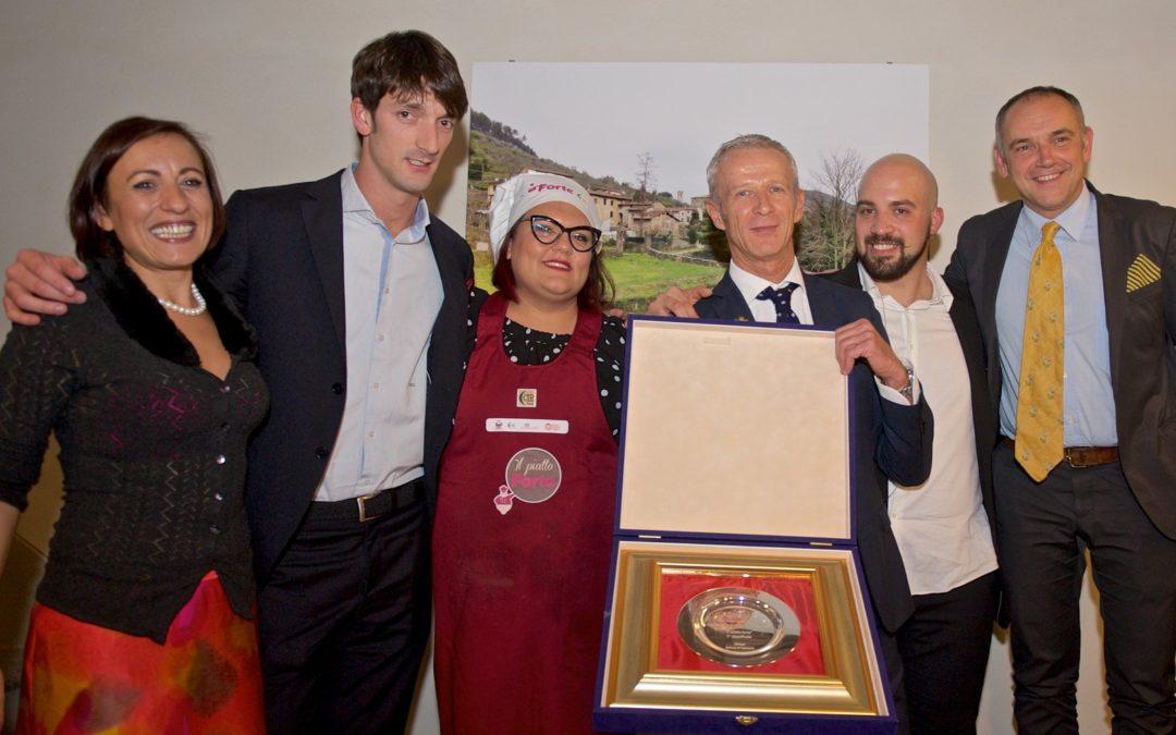 Flavia Saladino vince il concorso gastronomico 'Il Piatto Forte'