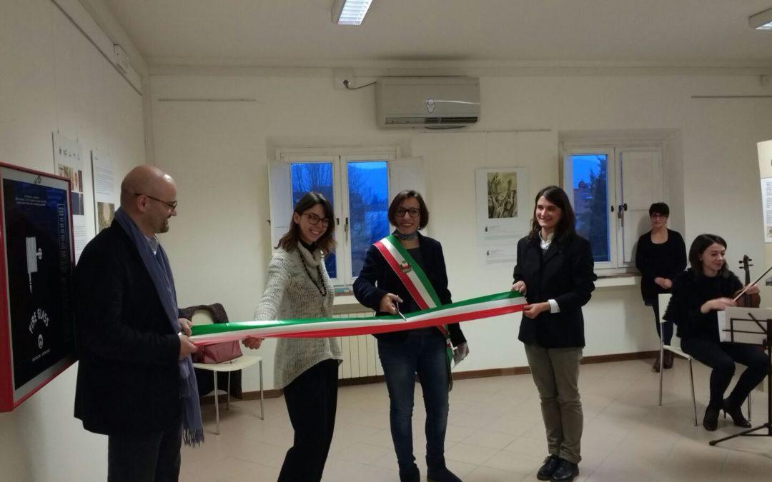 Fino al 14 febbraio al museo Athena è visitabile la mostra 'La liberazione attraverso l'arte'