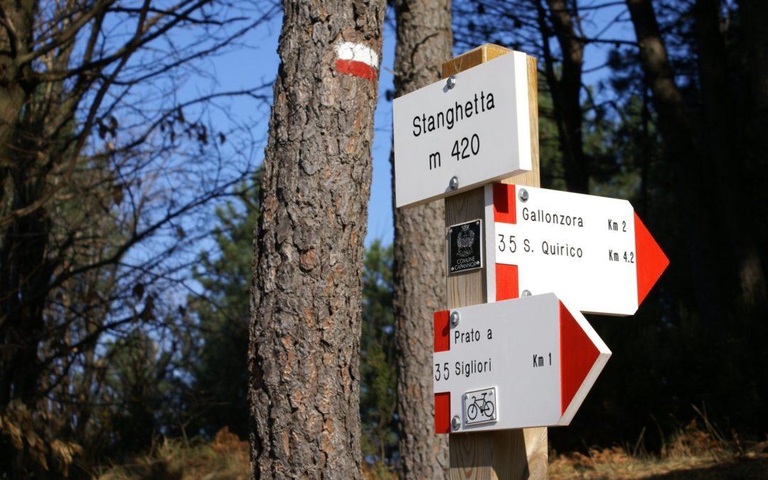 Pronto il calendario delle escursioni sui sentieri a sud del territorio.