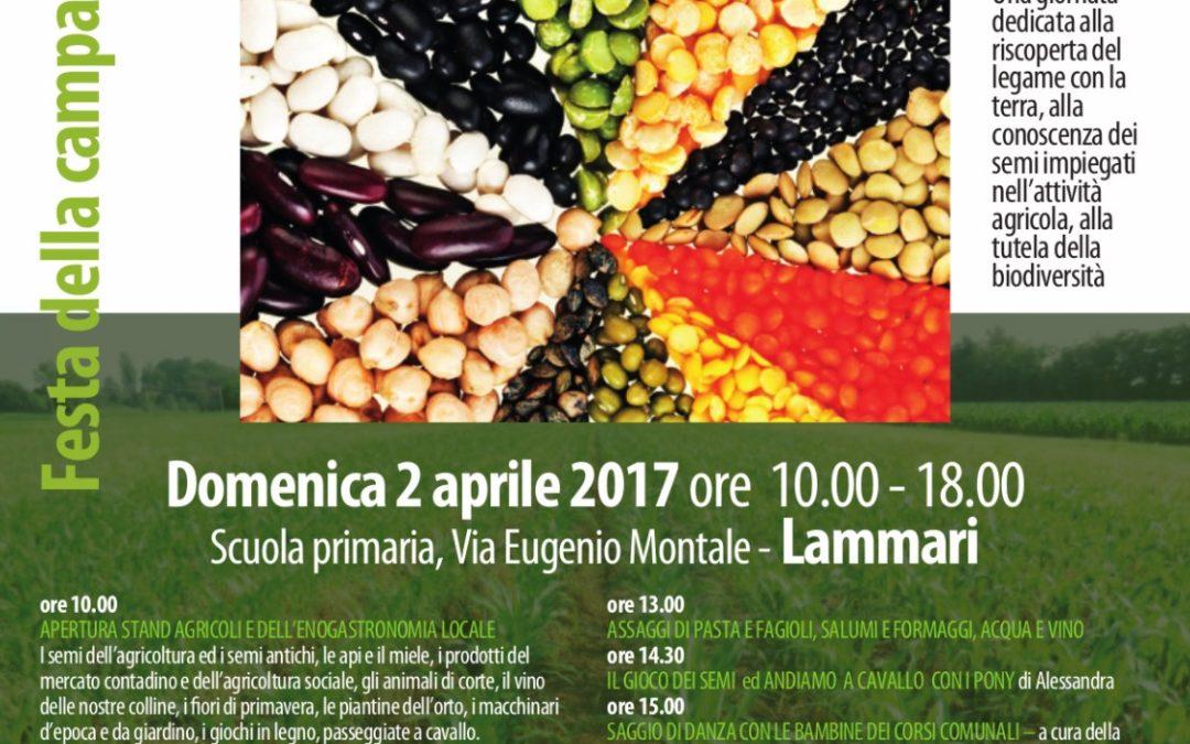 'C'era una volta un seme':domenica 2 aprile a Lammari torna la Festa della campagna