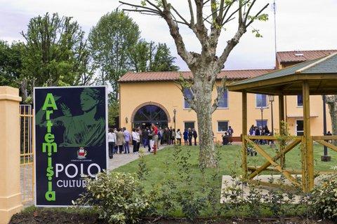 Al via l'apertura serale del polo culturale Artémisia: tutti i martedì sarà aperto fino alle 23.30