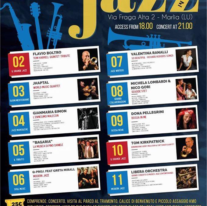 Dal 2 giugno al 2 luglio Jazz Festival a Villa Reale