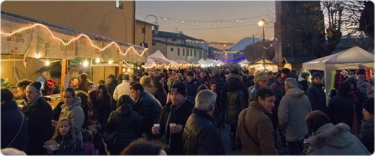 Sabato 2 dicembre a Verciano inizia 'Pregustando il Natale – Arte, sapore & Co'. Mercatino artigianale e gastronomia