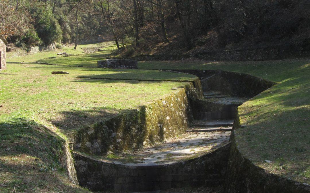 'La via degli acquedotti' un viaggio a piedi da Lucca a Pisa sabato 24 e domenica 25 marzo
