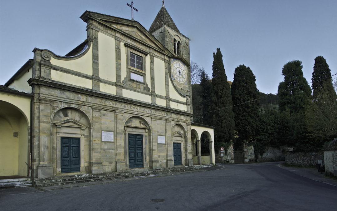 A VORNO LA FESTA TRIENNALE DI MARIA ASSUNTA IN CIELO