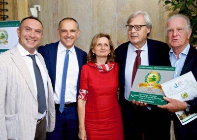Premio parco privato più bello d'Italia a Villa Torrigiani
