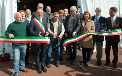 Inaugurata la XXX Mostra Antiche Camelie della Lucchesia
