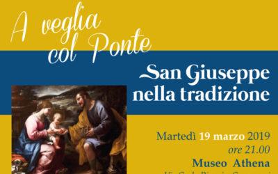 Martedì 19 marzo ad Athena la proiezione 'San Giuseppe nella tradizione'