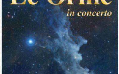 """Mercoledì 8 maggio concerto del gruppo """"Le Orme"""" ad Artè"""