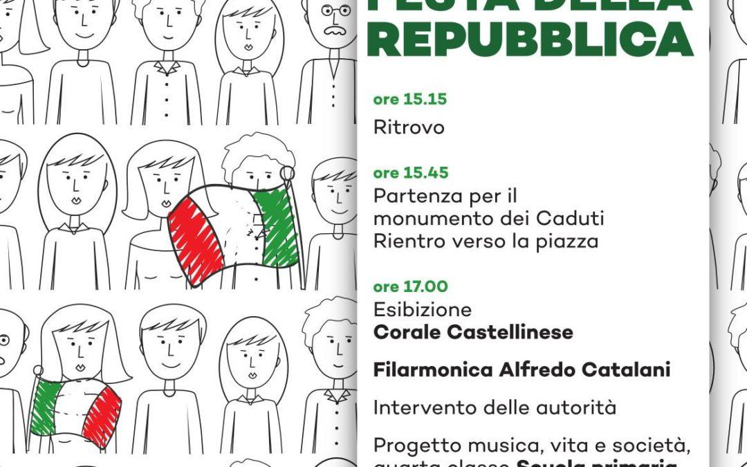 Il 2 giugno a Marlia si celebra la Festa della Repubblica