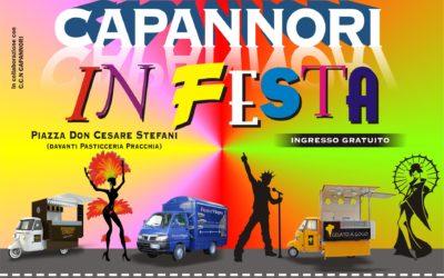 """14-15-16 giugno """"Capannori in festa"""" in piazza Don Cesari Stefani"""