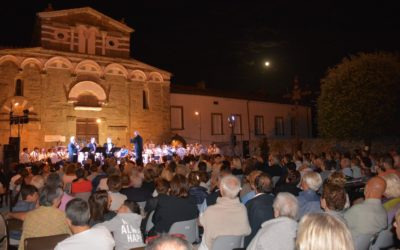 """Domenica 7 luglio torna la grande musica con il concerto """"Sussurro Gentile"""" a Segromigno in Monte"""