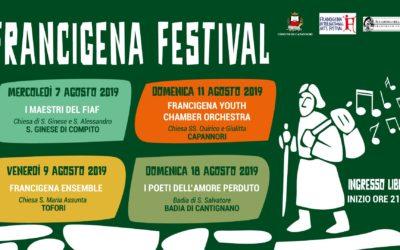 Domenica 18 agosto I poeti dell'amore perduto nella pieve di Badia di Cantignano