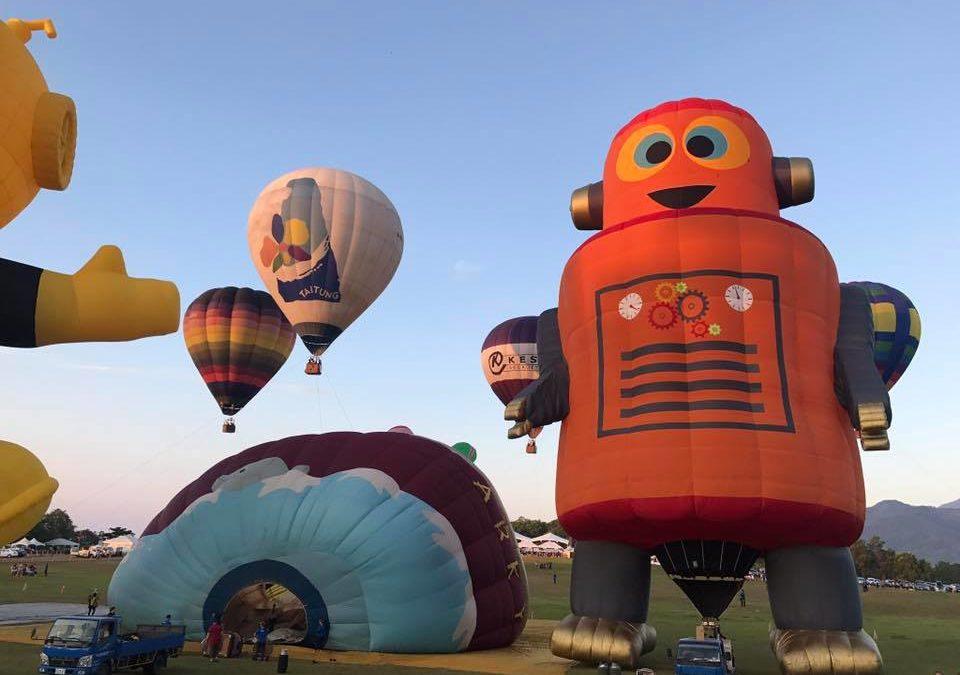 Festa dell'Aria, il volo vincolato raddoppia: si potrà salire in mongolfiera sabato 14 e domenica 15 settembre