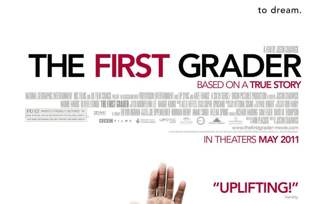 """Venerdì 29 novembre ad Artemisia sarà proiettato il film """"The first grader"""""""