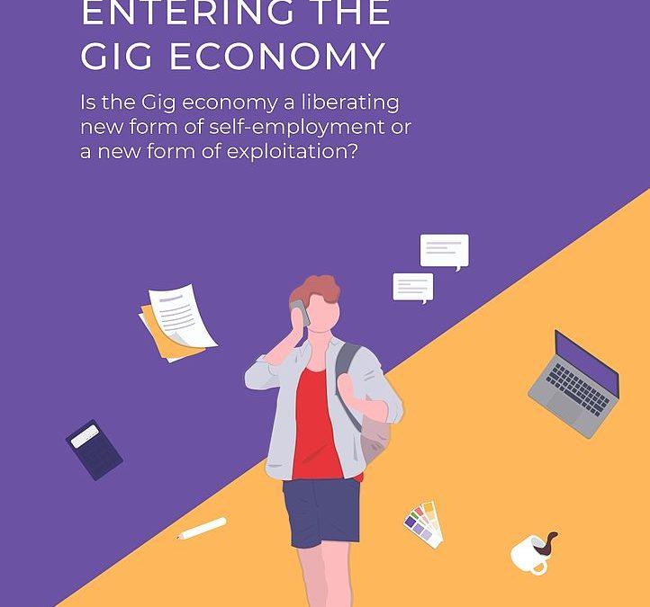 Giovedì 2 gennaio ad Artè un punto informativo sul progetto 'Entering the Gig Economy' in occasione della proiezione del film 'Sorry We Missed You' di Ken Loach