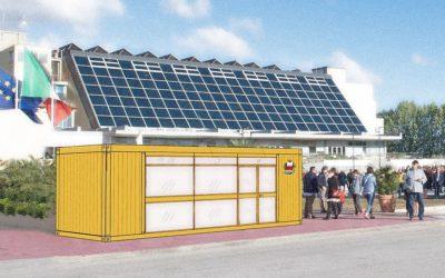 In piazza Aldo Moro nasce il 'Laboratorio città', uno spazio pubblico per favorire la partecipazione dei cittadini ai progetti di riqualificazione e pianificazione del territorio