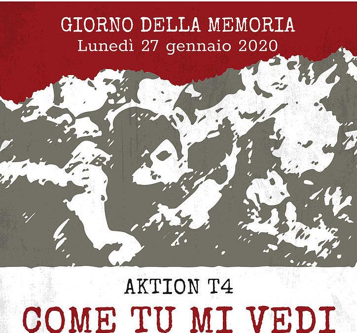 """Il programma di Capannori per il """"Giorno della Memoria 2020"""" dal 21 gennaio al 1 febbraio"""